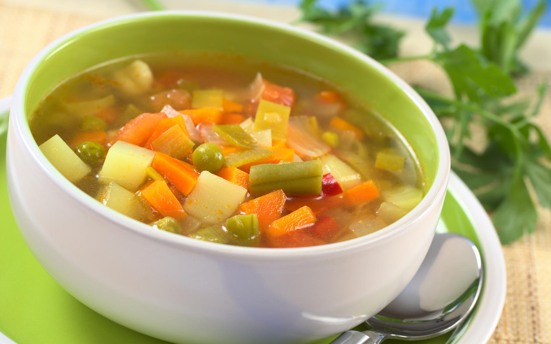 Vegetables-Soup