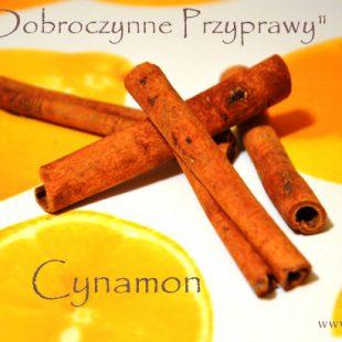 Właściwości zdrowotne cynamonu