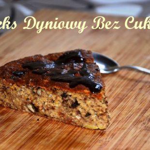 Ciasto Dyniowe Bez Cukru
