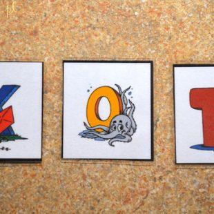 Nauka angielskiego 1 Jak nauczyć dziecko literek?