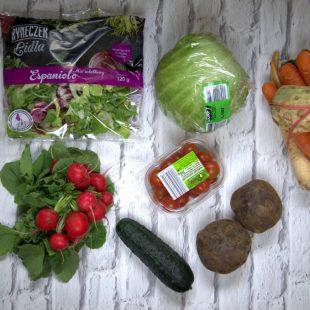 Lista zakupów w zdrowej kuchni