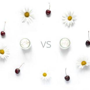Jogurt Naturalny vs Serek Wiejski
