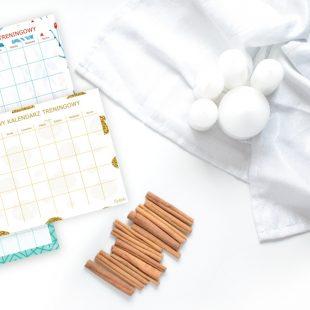 Styczniowy Kalendarz Treningowy
