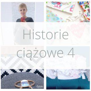 Historie ciążowe 4. Mała joginka, słodkie zachcianki i sterta prania