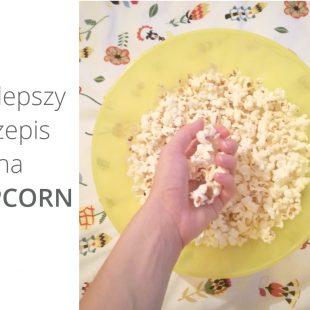 Przepis na pyszny i zdrowy popcorn