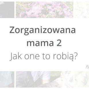 Zorganizowana Mama 2 Jak one to robią?