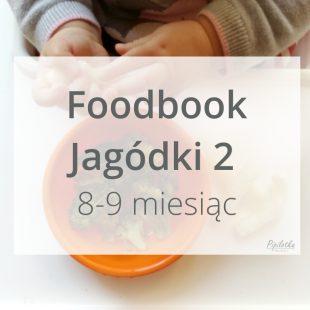 Foodbook Jagódki 2 – 8-9miesiąc