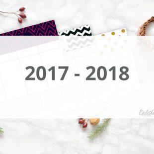 Podsumowanie roku 2017 i cele na rok 2018