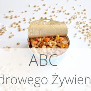 ABC zrównoważonej diety