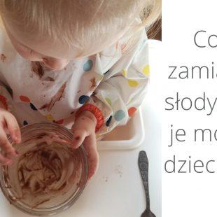 Co zamiast słodyczy je moja córka?