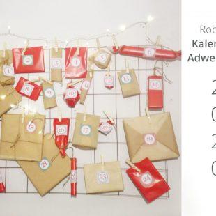 Robimy kalendarz adwentowy 1 Lista prezentów i potrzebnych materiałów